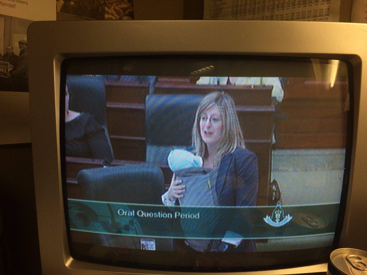 Question period in Alberta #ableg #cdnpoli https://t.co/Bhw9SaX3Hg