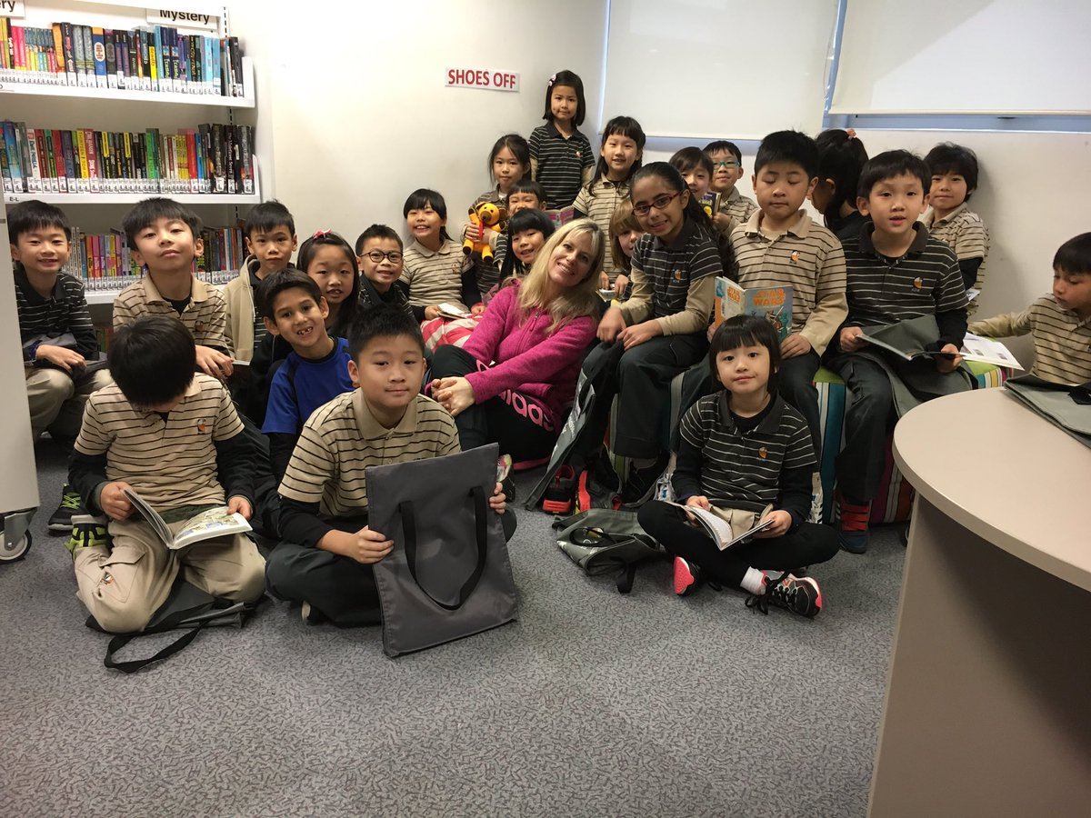 @RESVTlibrary , hello we are 3LT in Renaissance College, Hong Kong! We would love to be friends. https://t.co/luMv88xGBi