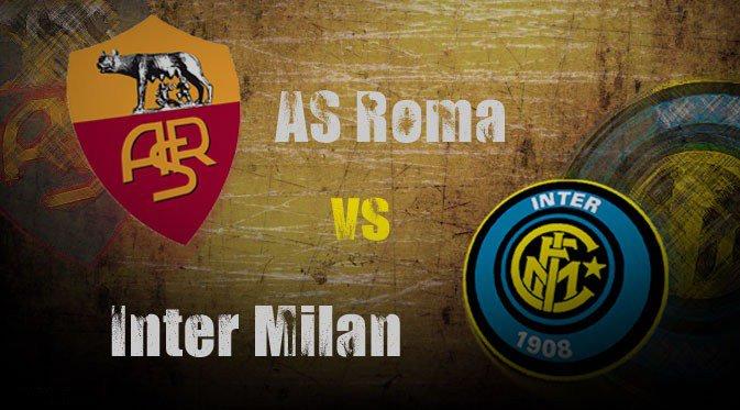 ROMA INTER Streaming, vedere Diretta Calcio Gratis Oggi in TV