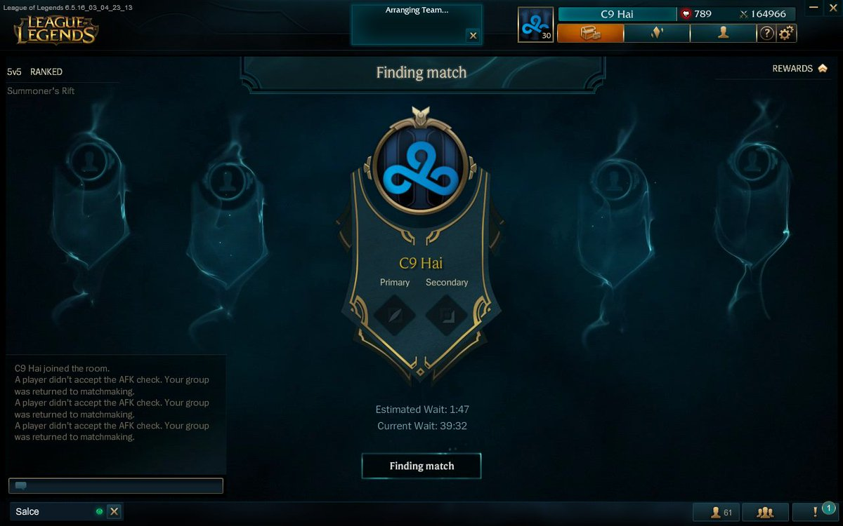 League of legends matchmaking taking forever