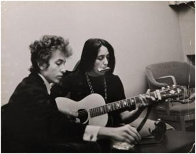 Joan Baez On Twitter Bob Dylan With Joan Baez At The Convention Center Philadelphia March 5 1965 Https T Co Dcjiovt4io
