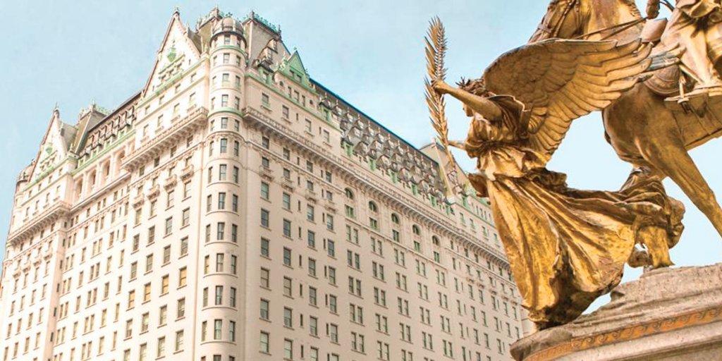 Plaza Hotel di New York