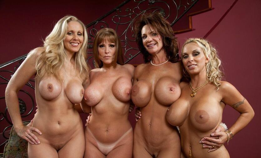 Горячие голые мамочки фото
