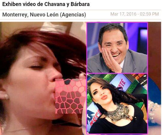 Chavana Y Barbara Video