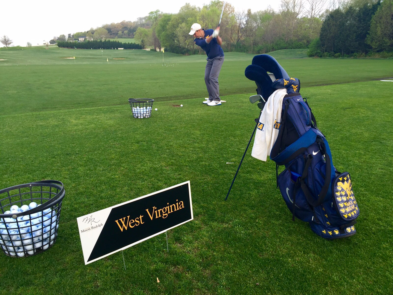 Wvu Golf On Twitter Practice Round Before Tomorrow S Mason Rudolph Championship Https T Co 8gevxnrbvf