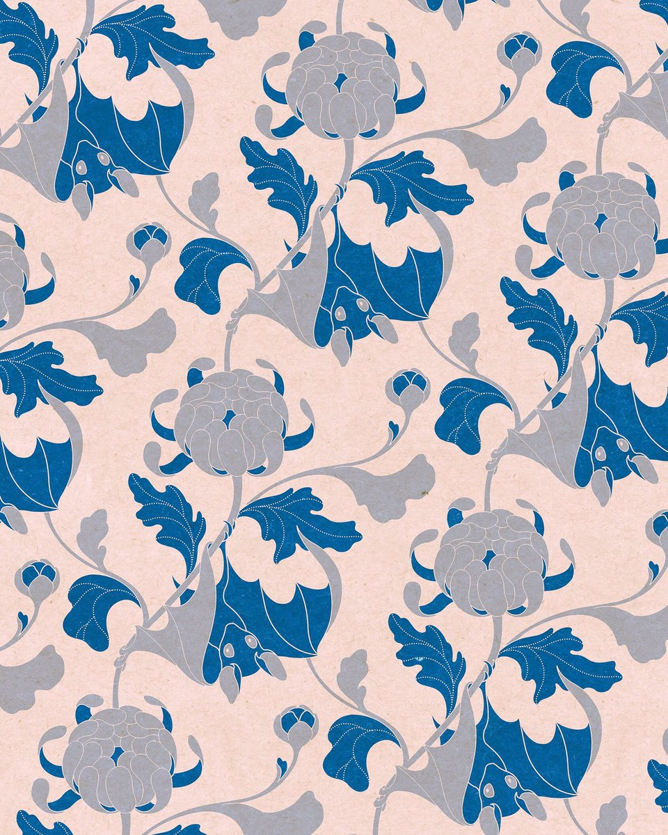 James Jean On Twitter Bat V Chrysanthemum Bat