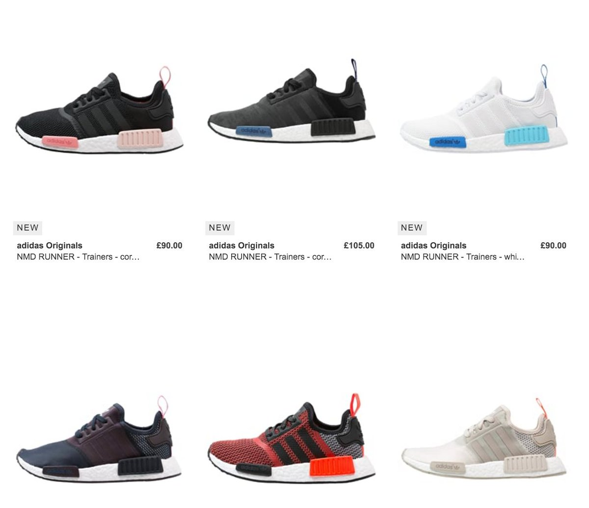 4247ffb72f ... promo code for sole links on twitter shipping to eu only adidas nmd  runners restocked in