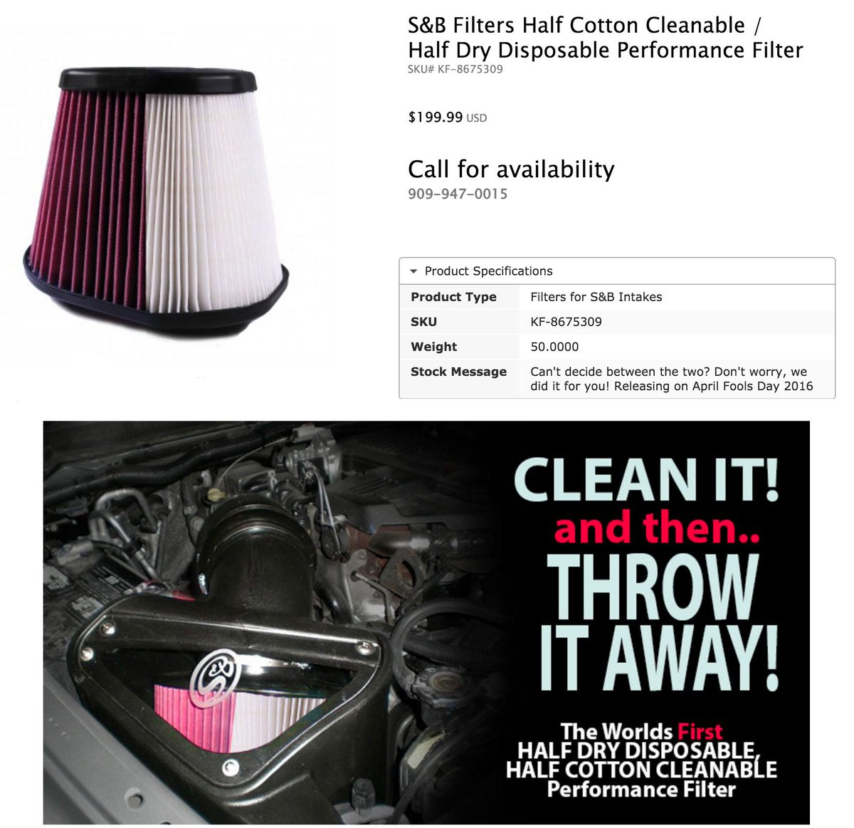 S And B Filters >> S And B Filters Fontana Ca 951 232 8900