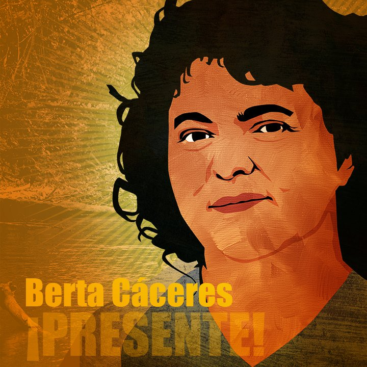 Statement from the family of Berta Cáceres on the one month anniversary of her assassination https://t.co/rjObRXrAHh https://t.co/hvfEV4C4Jg