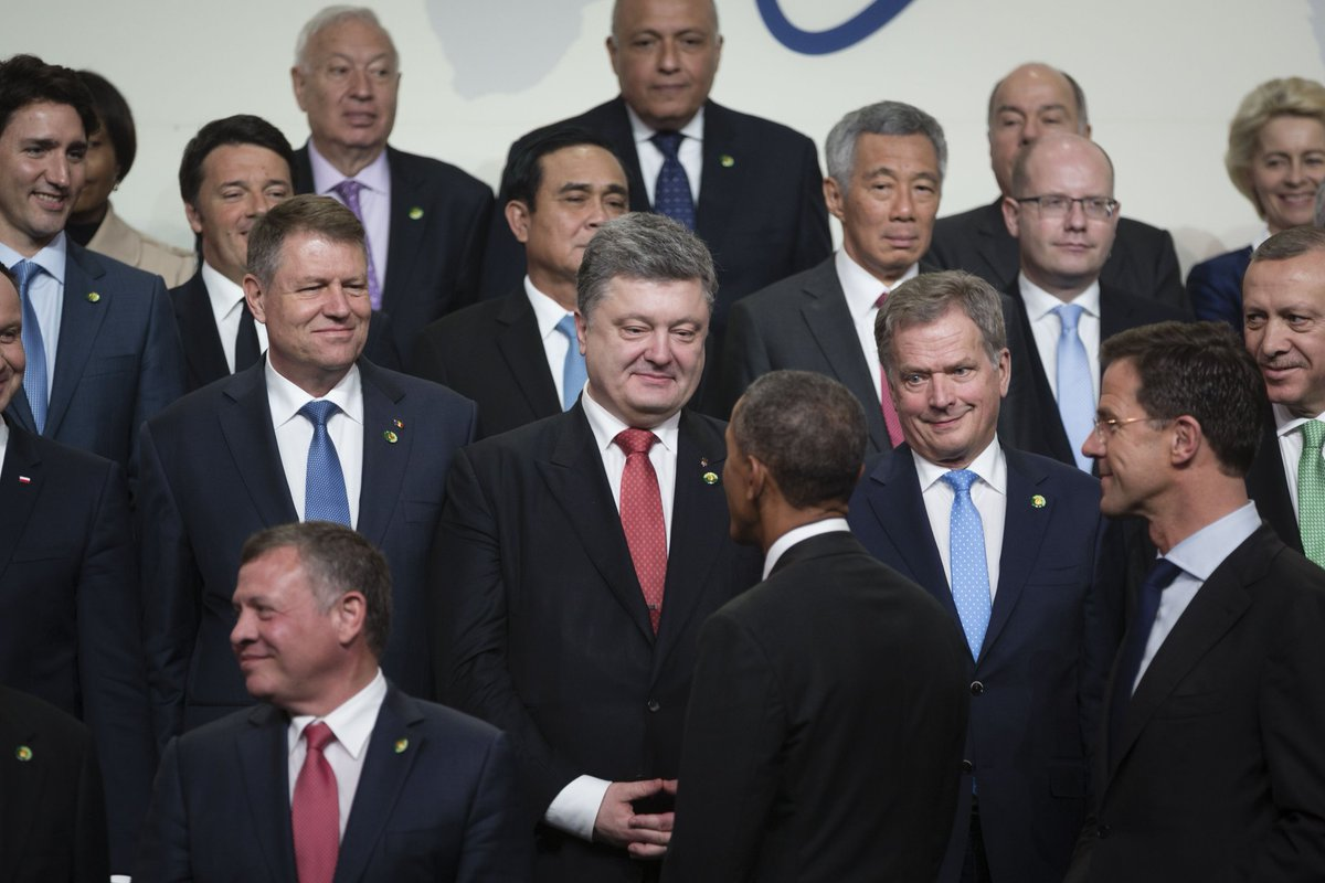 Керри и Могерини обсудили ситуацию в Украине - Цензор.НЕТ 3849