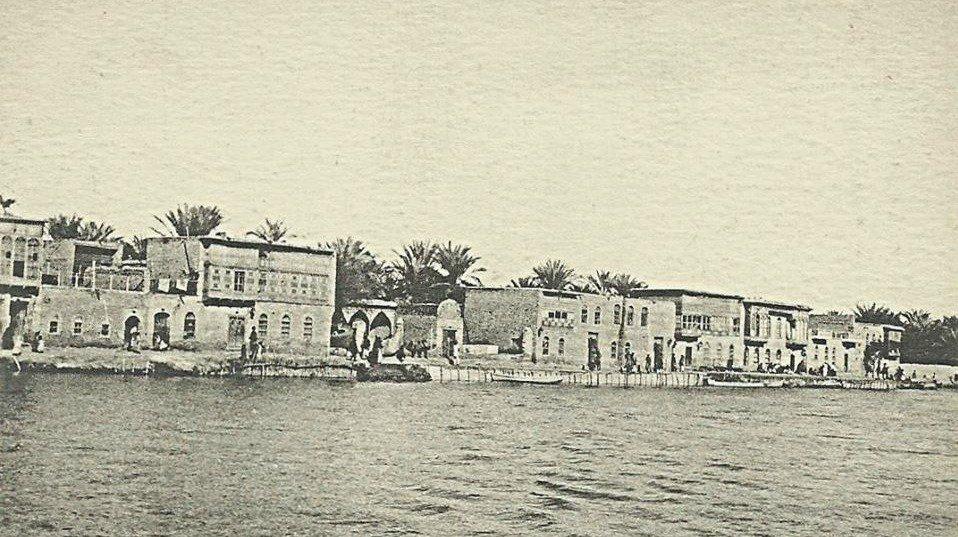Al Amarah, Iraq Early 1900s
