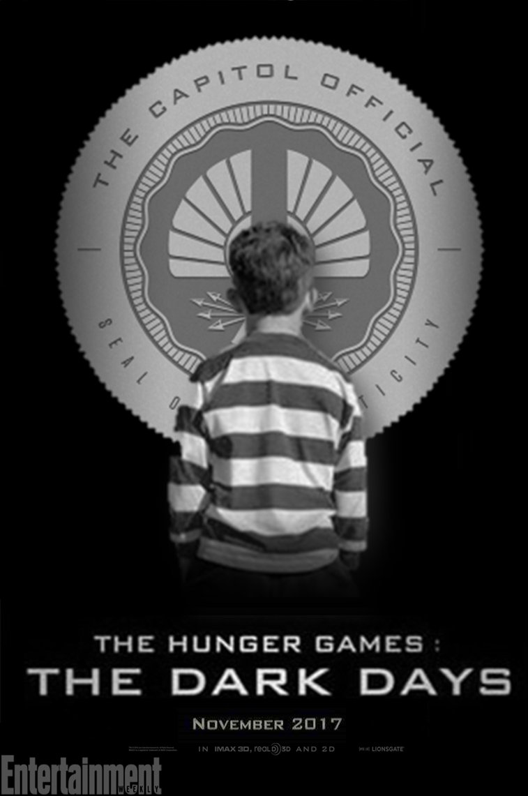 hunger days the dark games the