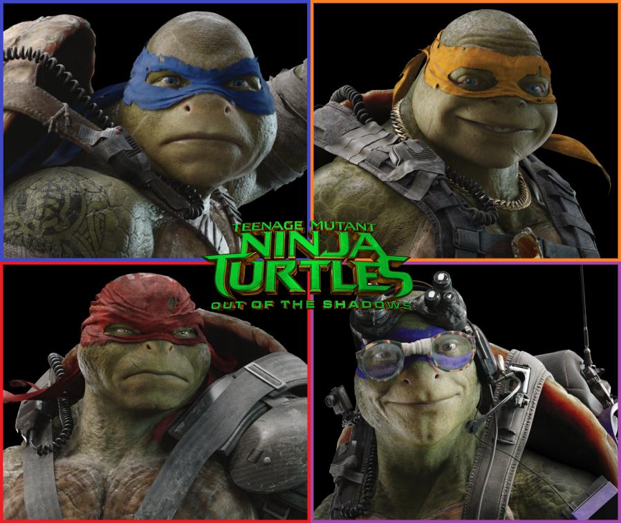 Tmnt Fan 86 On Twitter Teenage Mutant Ninja Turtles Out Of The