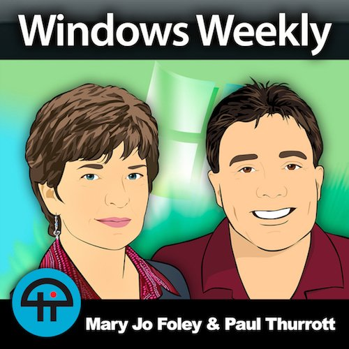 Windows Weekly starts soon Live at The Hub #Build2016 @maryjofoley @thurrott @leolaporte https://t.co/YG29M5643w https://t.co/NSIoY2pZJo