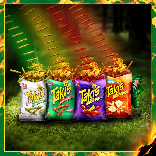 takis on twitter we ve found the end of the rainbow would you