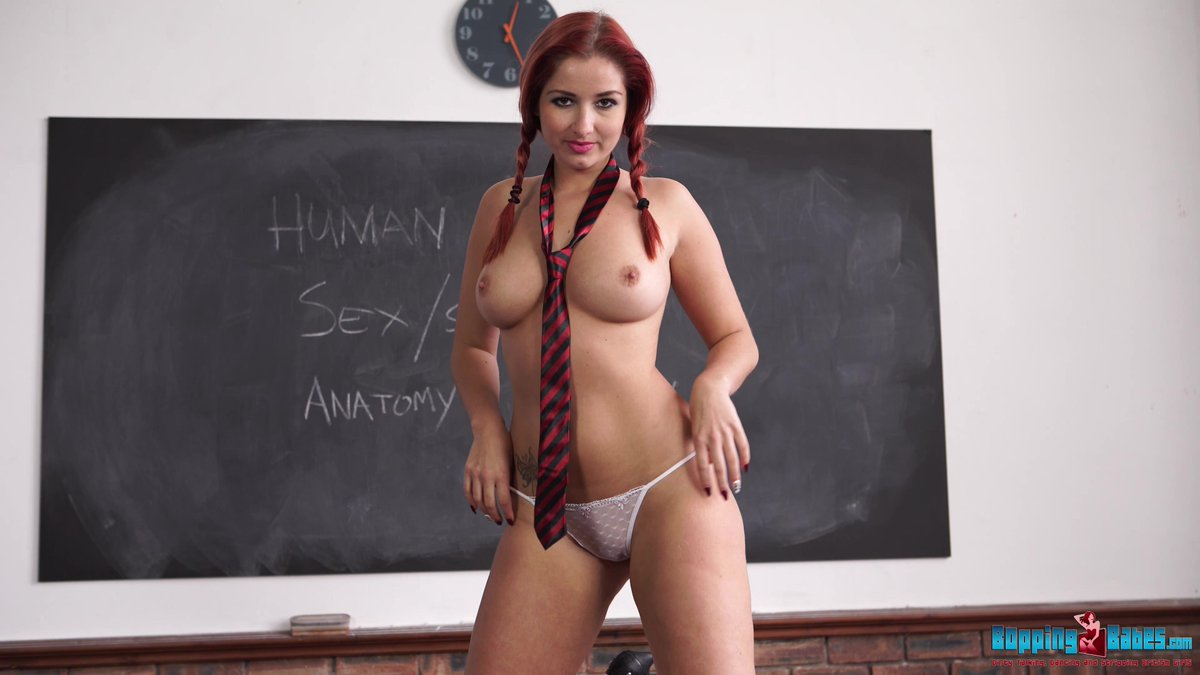 Hot Sexy School Teacher Stripping Naked After Party