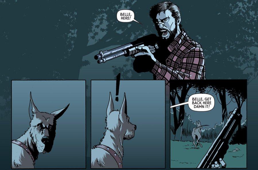 Resultado de imagem para Trespasser comics