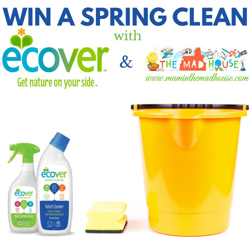 #Win a professional Spring clean with @Mum_TheMadHouse  thanks to @EcoverUK  https://t.co/TBjjCyMloO https://t.co/DuBHPIjlE1