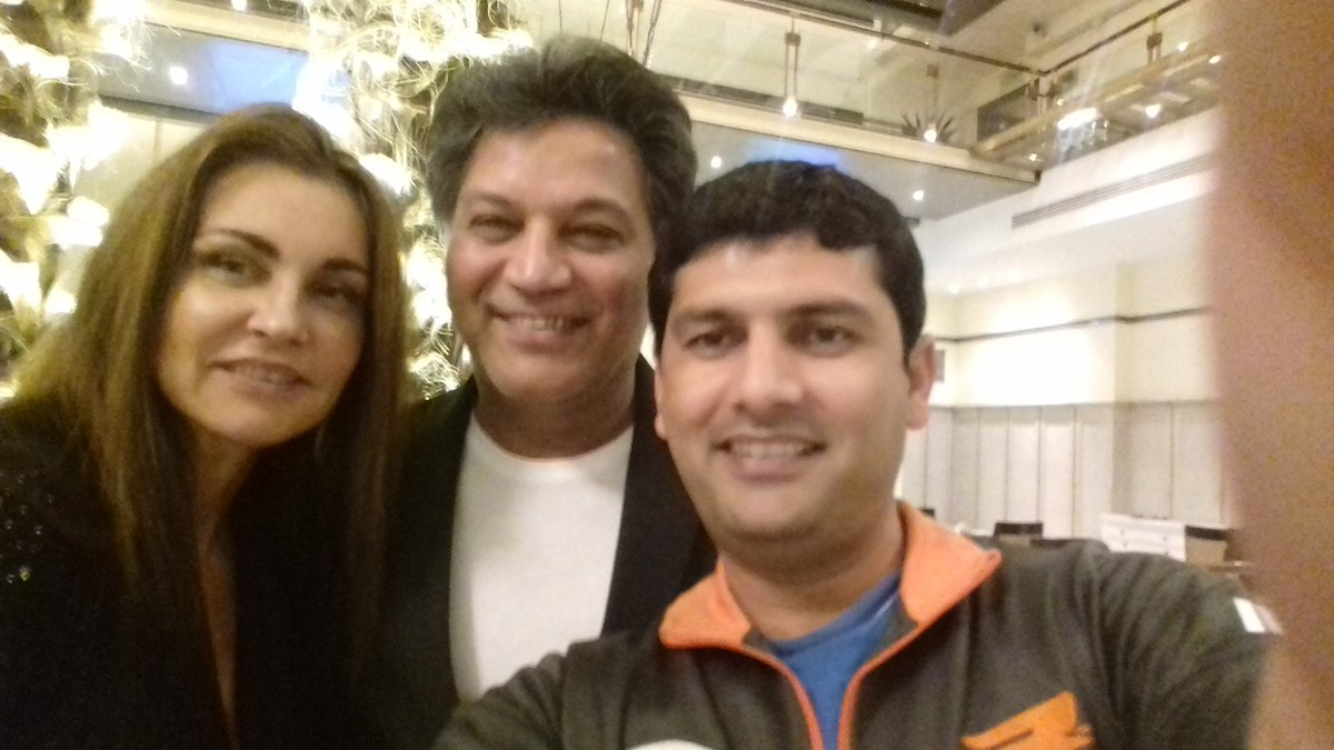 Honey Khan On Twitter With Mehmood Bhatti Pakistani French Fashion Designer At Pc Lahore Https T Co Ew4vyzzn12