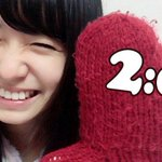 Image for the Tweet beginning: 7月12日木曜日。 欅坂46の 長濱ねる が2:00をお知らせします。 #長濱ねる
