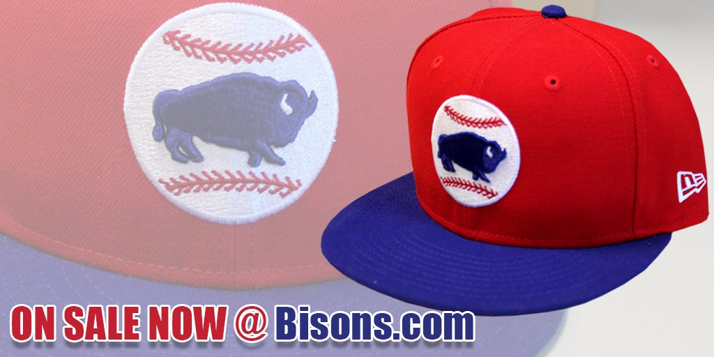#Bisons fans. Thanks for the twitter love for our new cap. RT this & we'll give one away! https://t.co/vVAWelxLrT https://t.co/8J0n4L1nYK