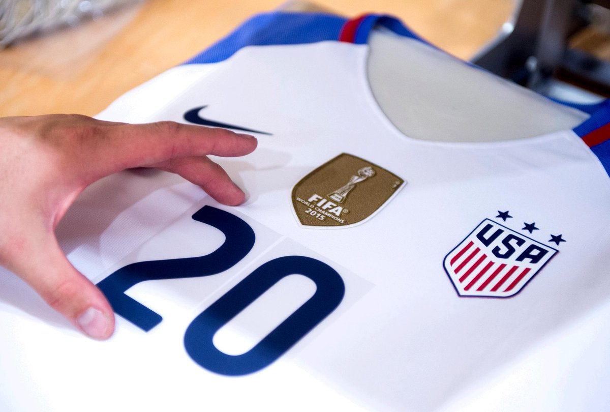 Fifa 2018 world cup kit patches revealed footy headlines.