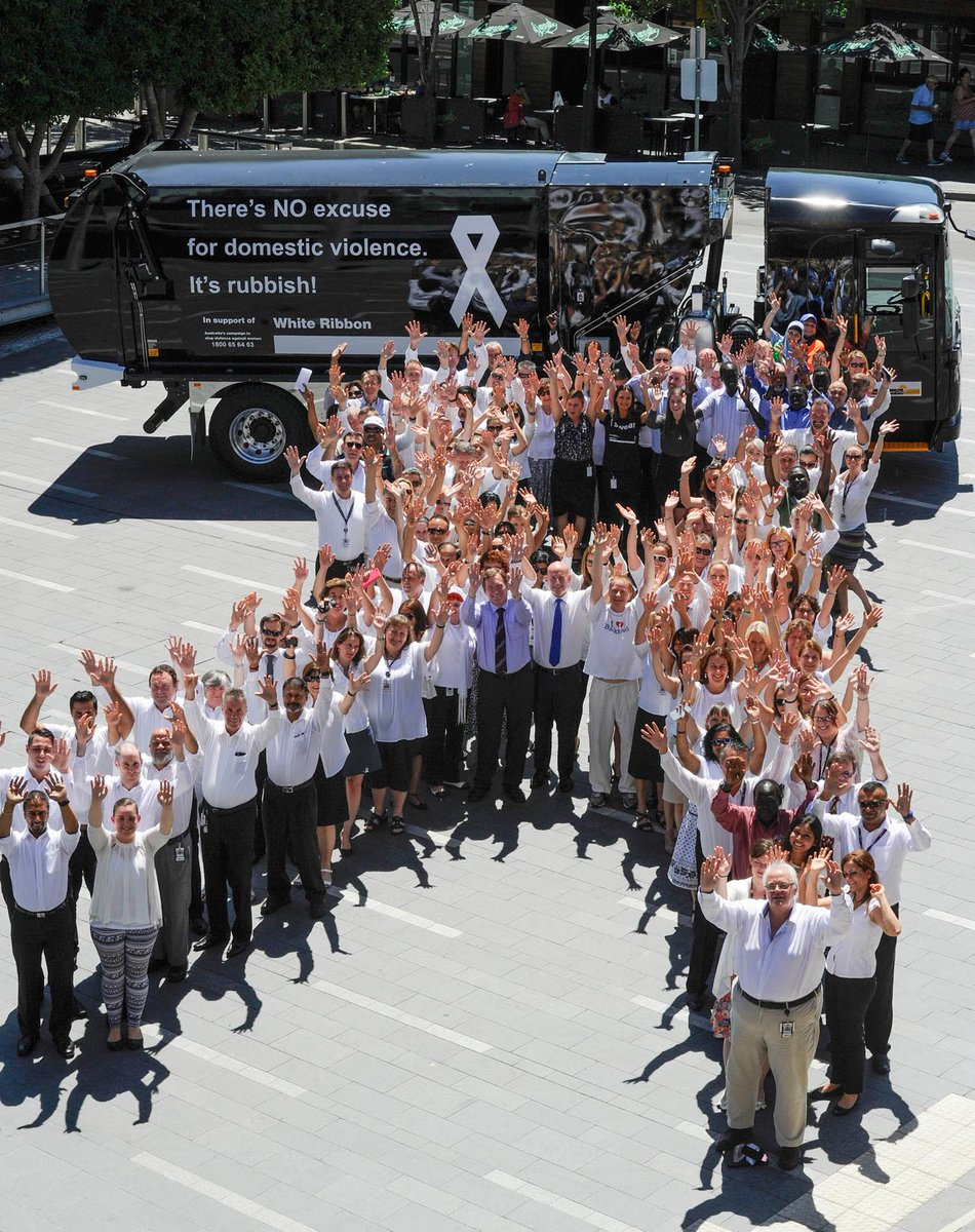 We're proud to announce that we have become a @WhiteRibbonAust accredited workplace, 1st Council in Western Sydney! https://t.co/yz1HdpIJSJ