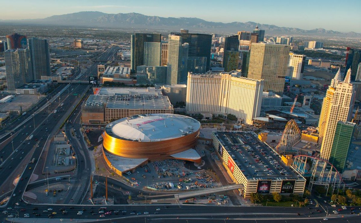 T-Mobile Arena : Parking cost spots Mobile Arena | Scoopnest