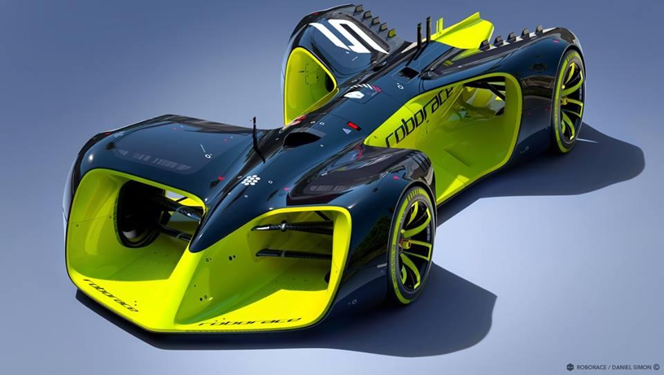 A look at @roboracing and the implications of the rise of autonomous racing cars https://t.co/KePbzayxqm #Roborace https://t.co/PhHrdof2aL