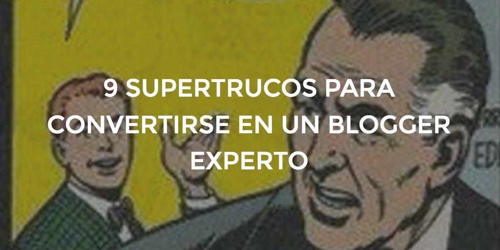 Segunda tanda de trucos ¡Sé el number one! https://t.co/znemvDFMFM #BloggingFácil