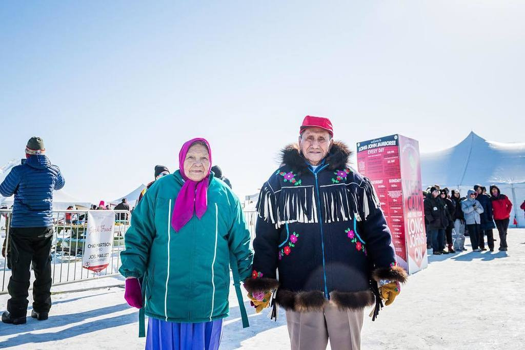 #RelationshipGoals. This wonderful couple was spotted enjoying the #LongJohnJamboree this past weekend. https://t.co/IClQ5XDC7V