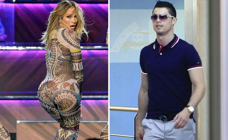 Jennifer Lopez reveals she has Cristiano Ronaldo's phone ...