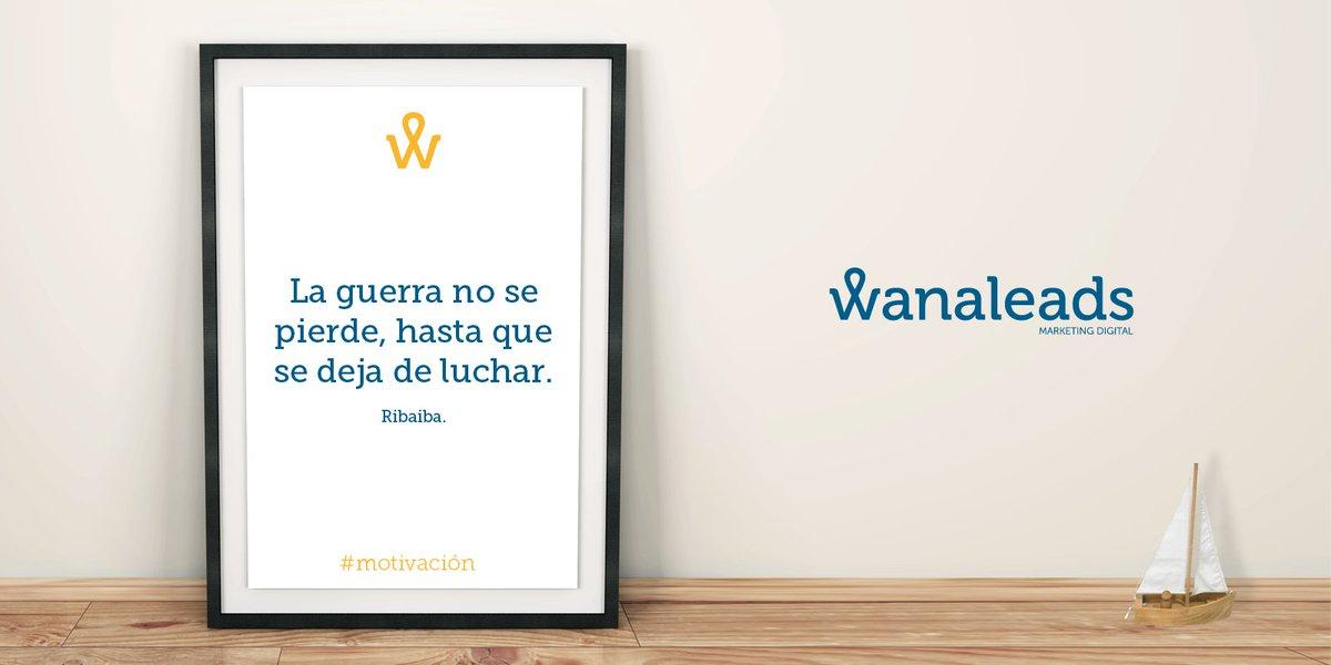 Aún queda mucha batalla en esta semana… ¡Os damos los buenos días con esta frase de Ribaiba! #FelizJueves https://t.co/rlR2VDaeFg