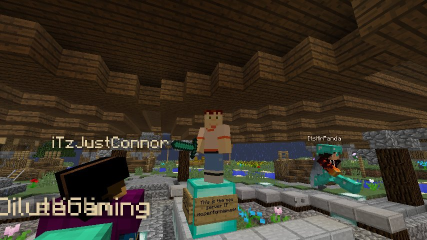 RGA Gaming On Twitter The Server IP Has Changed My Server Is Now - Name mc minecraft server