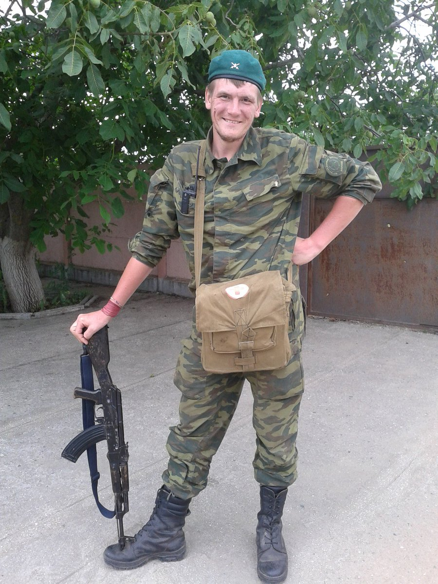 Вчера в зоне АТО были уничтожены четверо российских военных, - ГУР Минобороны - Цензор.НЕТ 2207