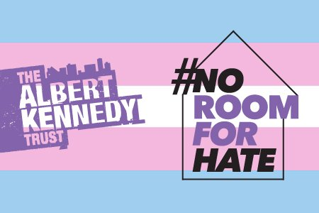 On Trans Day Of Visibility - and every day - we work with young trans people in crisis. #TDOV #NoRoomForHate https://t.co/jK64B0gnMw