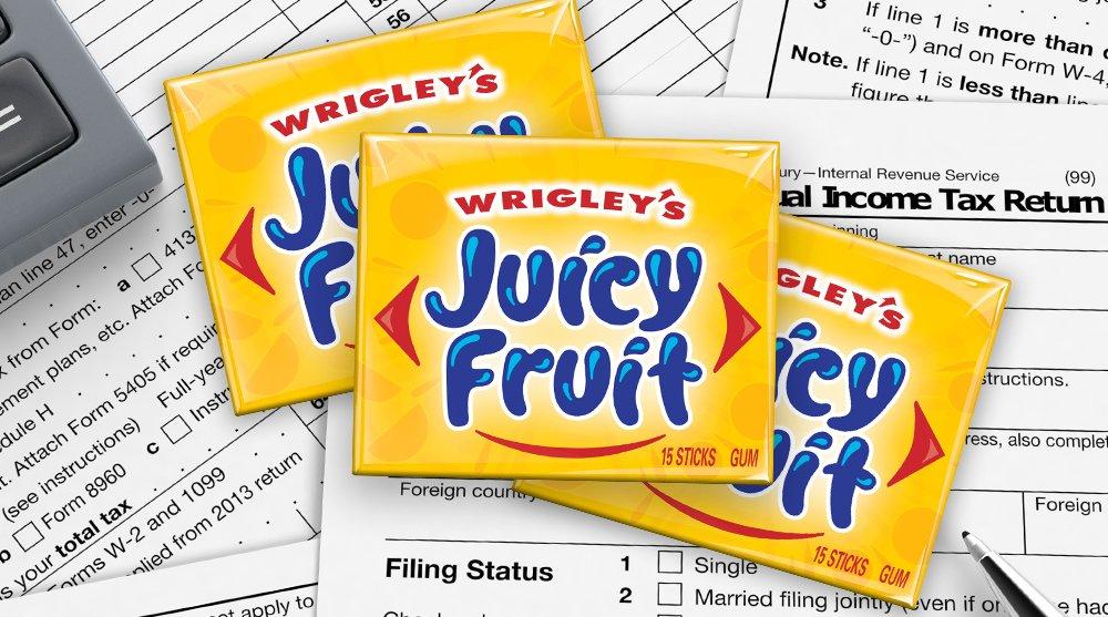 Juicy Fruit On Twitter Protip Chew A Lot Of Juicyfruitgum Today