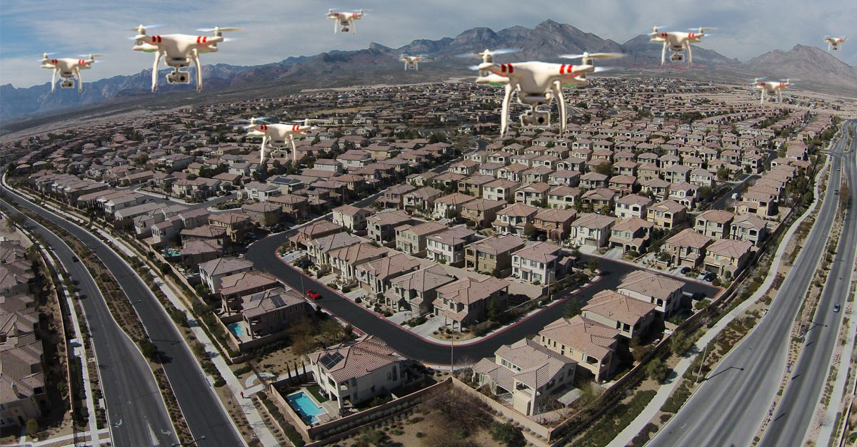 Could a #drone show your next dream home? Explore the impact of UASs in real estate: https://t.co/1mr1RCWw3b