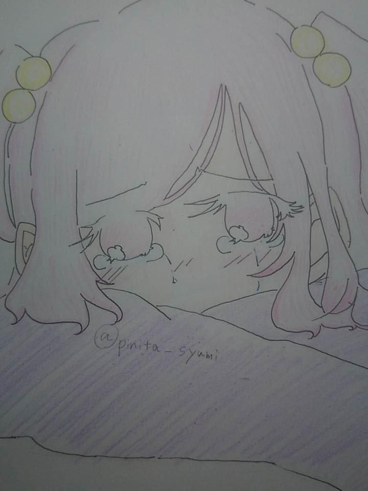 ぴにた@女児垢 (@pinita_syumi)さんのイラスト
