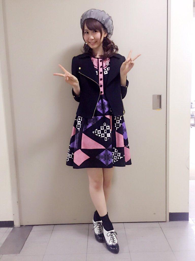 芹澤優さんのコスチューム