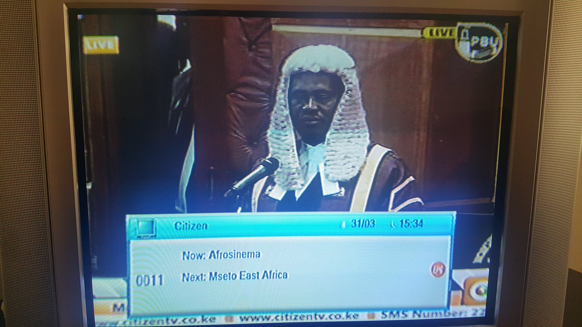 This heckling is so ridiculous that even Citizen TV have labelled it as Afrosinema.