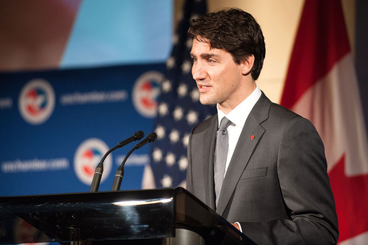In the years ahead, Canada, the US & Mexico will accomplish amazing things together. - PM @JustinTrudeau @USChamber https://t.co/cB3ZOYMP5U