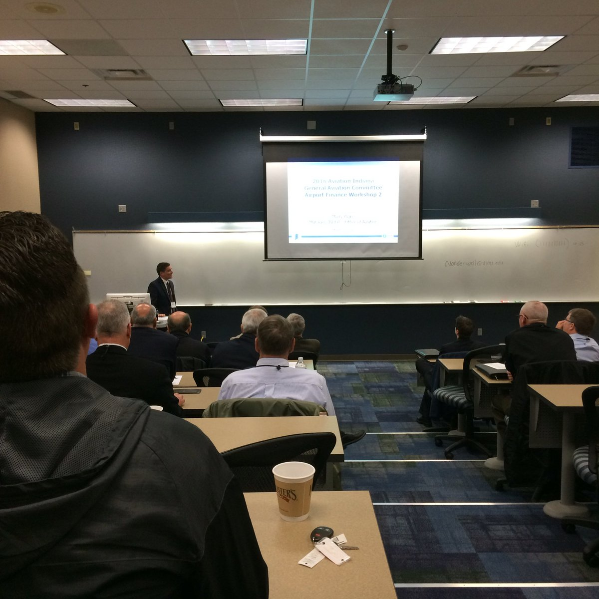 test Twitter Media - Thanks @indyatc for hosting Aviation Indiana for their General Aviation Financial Workshop. https://t.co/xa3fiClThm