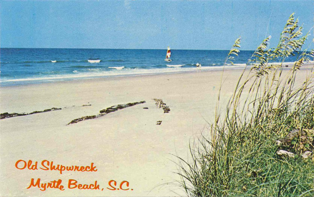 Visit Myrtle Beach On Twitter Throwbackthursday Old Shipwreck In Sc Https T Co T8yf7lmhzi