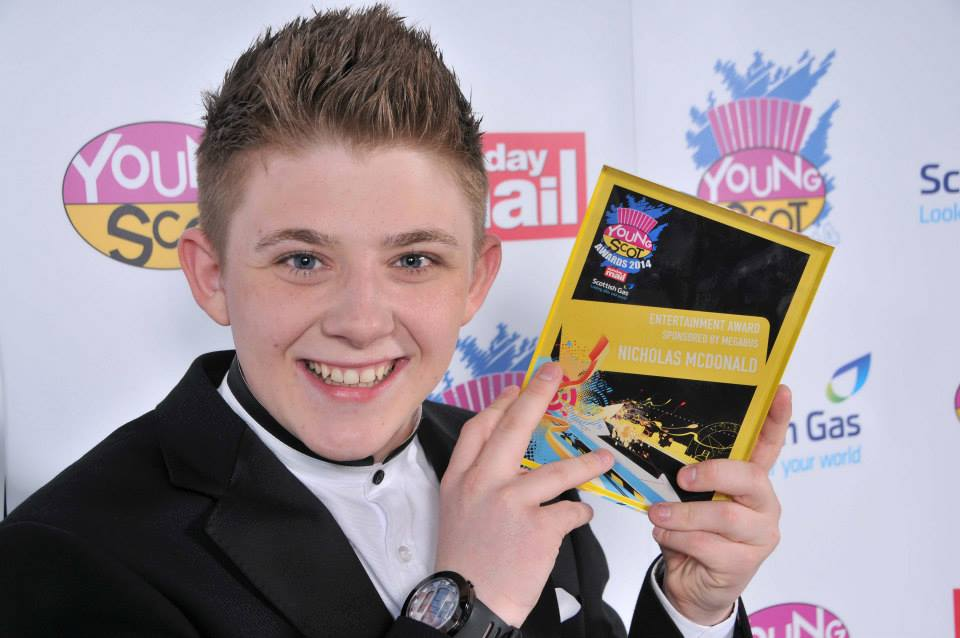 RT @YoungScot: Buzzing to have previous award winner @nickymcdonald1 at #YSAwards16! Get tix from £11 https://t.co/oDCTS3OB5O  #TBT https:/…