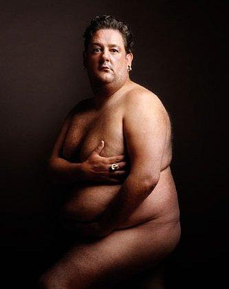 Сексуальный толстый парень фото 596-886