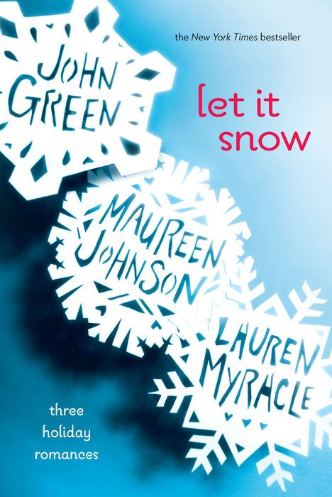 Luke Snellin to Direct the Let it Snow Film https://t.co/MbEvG8THta @JohnGreen @LaurenMyracle @maureenjohnson https://t.co/AGKOXc839h