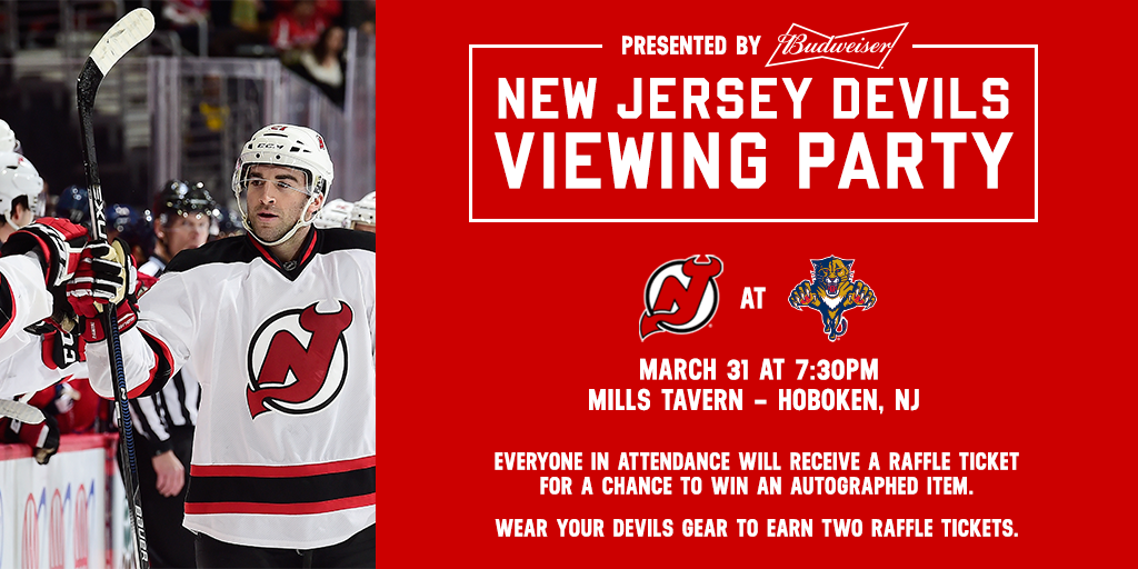 new style 4725b 31ad8 New Jersey Devils on Twitter: