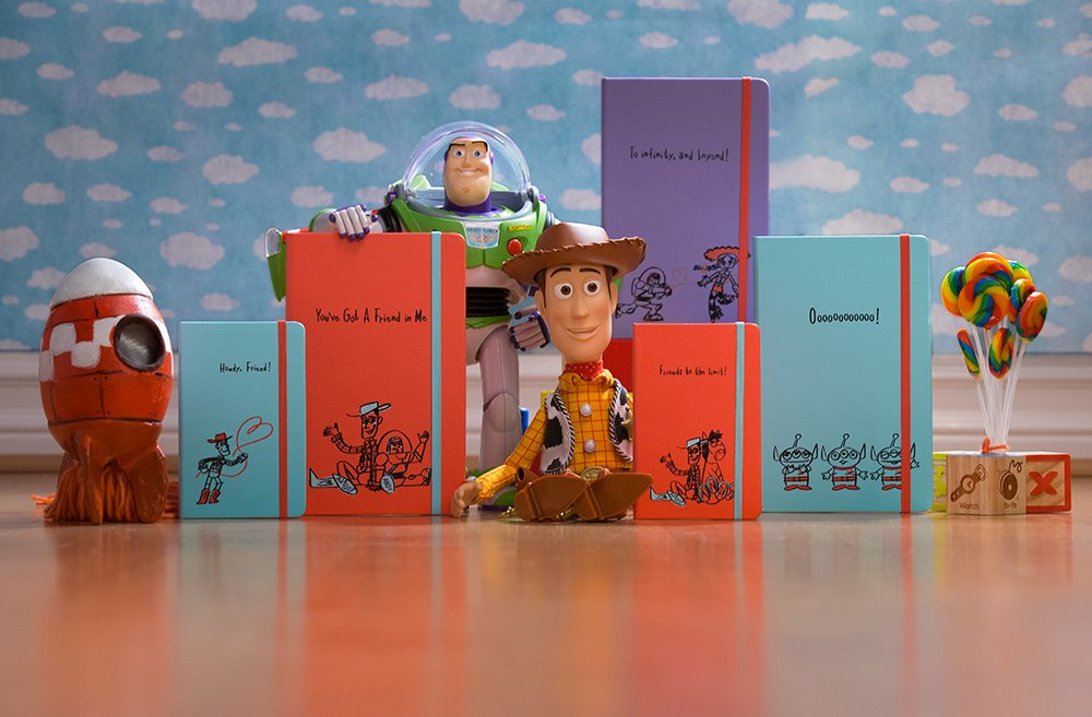 Thumbnail for Toy Story Limited Edition Notebooks