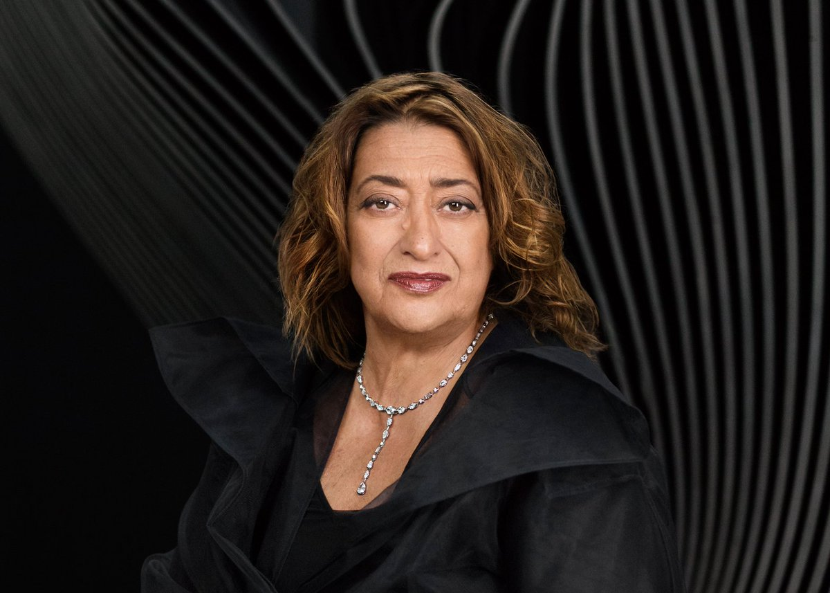 Zaha Hadid has died following a heart attack: https://t.co/01a4xT6oIU https://t.co/FKu0n30tIJ